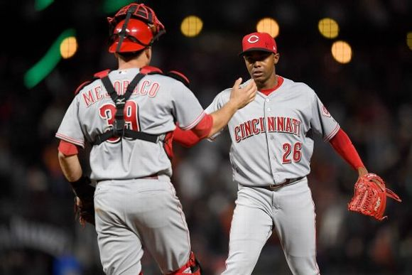 Raisel Iglesias -- Cincinnati Reds