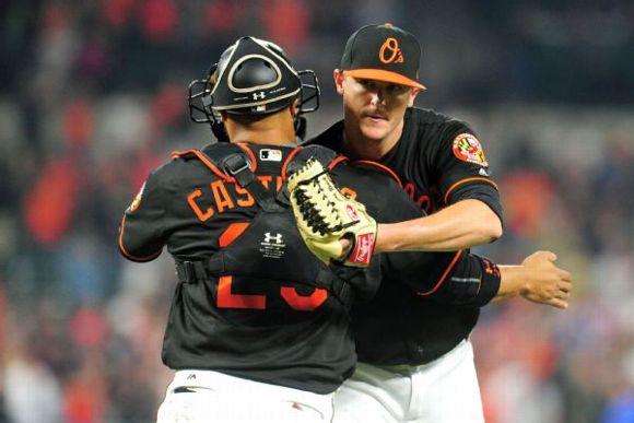 Brad Brach -- Baltimore Orioles