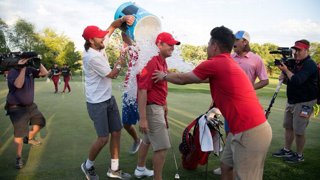 Ole Miss' Thornberry captures national championship