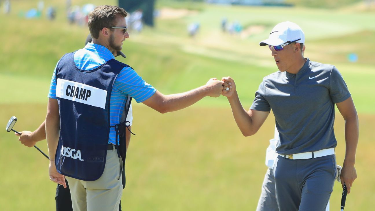 Golf Amateur Cameron Champ Dazzles With Long Drives