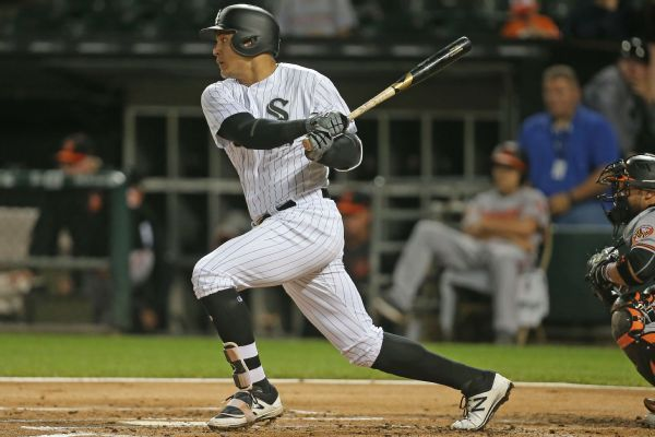 White Sox place OF Avisail Garcia on 10-day DL with hamstring strain