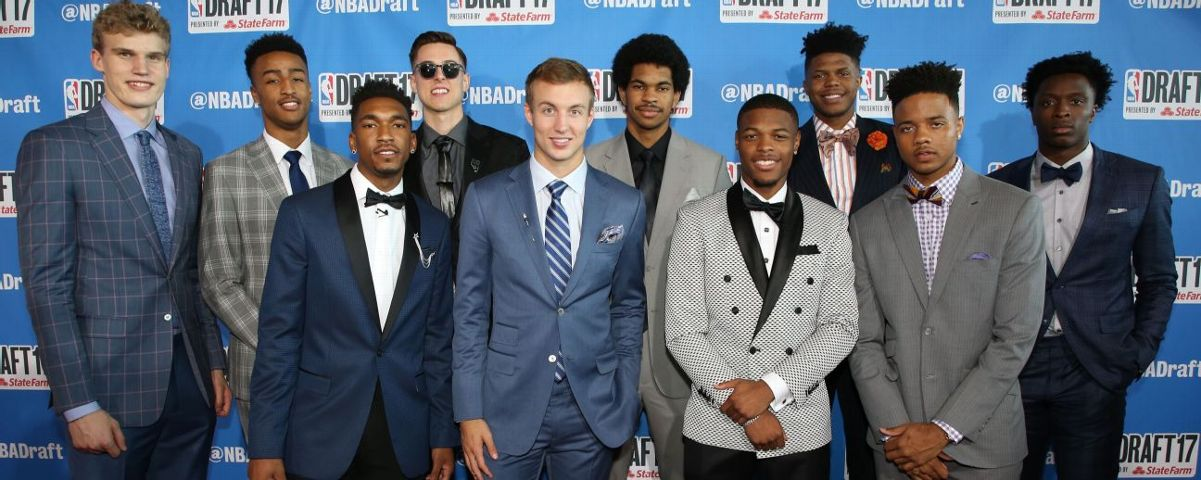 f55c49f9340352 Rank  em  Which player made the best fashion statement at the 2017 NBA draft