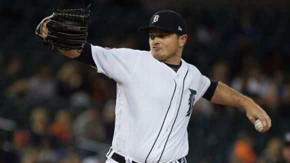 Justin Wilson -- Detroit Tigers