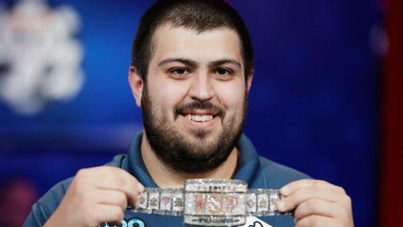 World Series of Poker - Scott Blumstein