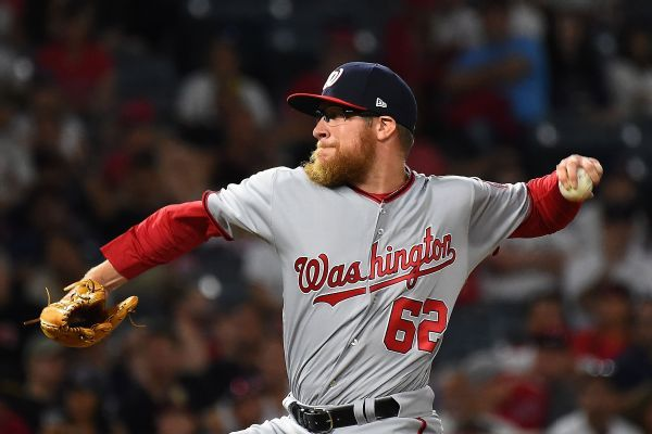 Sean Doolittle to remain sidelined with stress reaction in foot