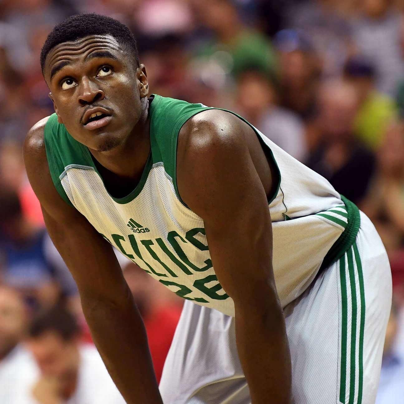 Jabari Bird allegedly choked woman dozen times