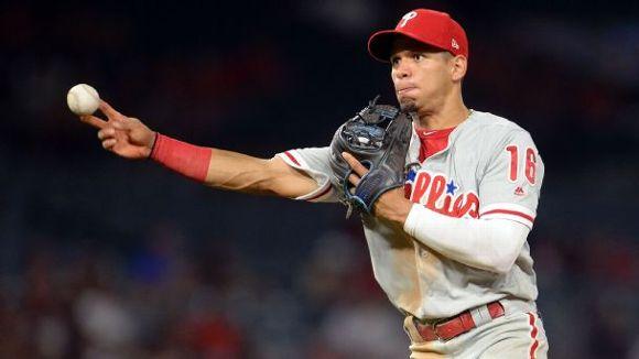 Cesar Hernandez, Philadelphia Phillies