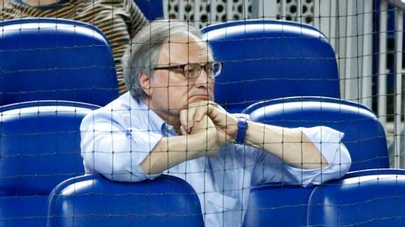 Jeffrey Loria -- Marlins owner