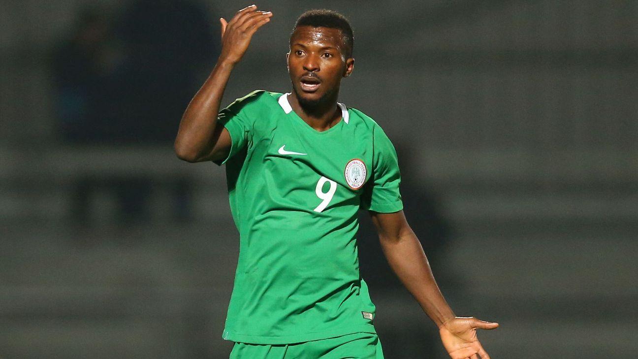 Manchester City near deal for Nigeria striker Olarenwaju Kayode - sources