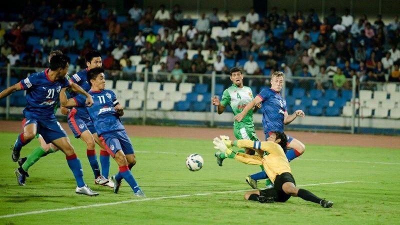 As it happened: Chhetri, Udanta help Bengaluru beat April 25 3-0