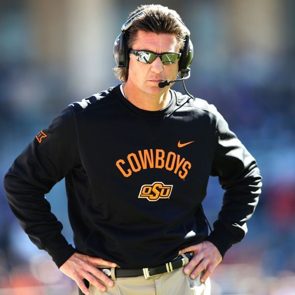 Mike Gundy: No animosity over Oklahoma State AD Mike Holder's recruiting comments