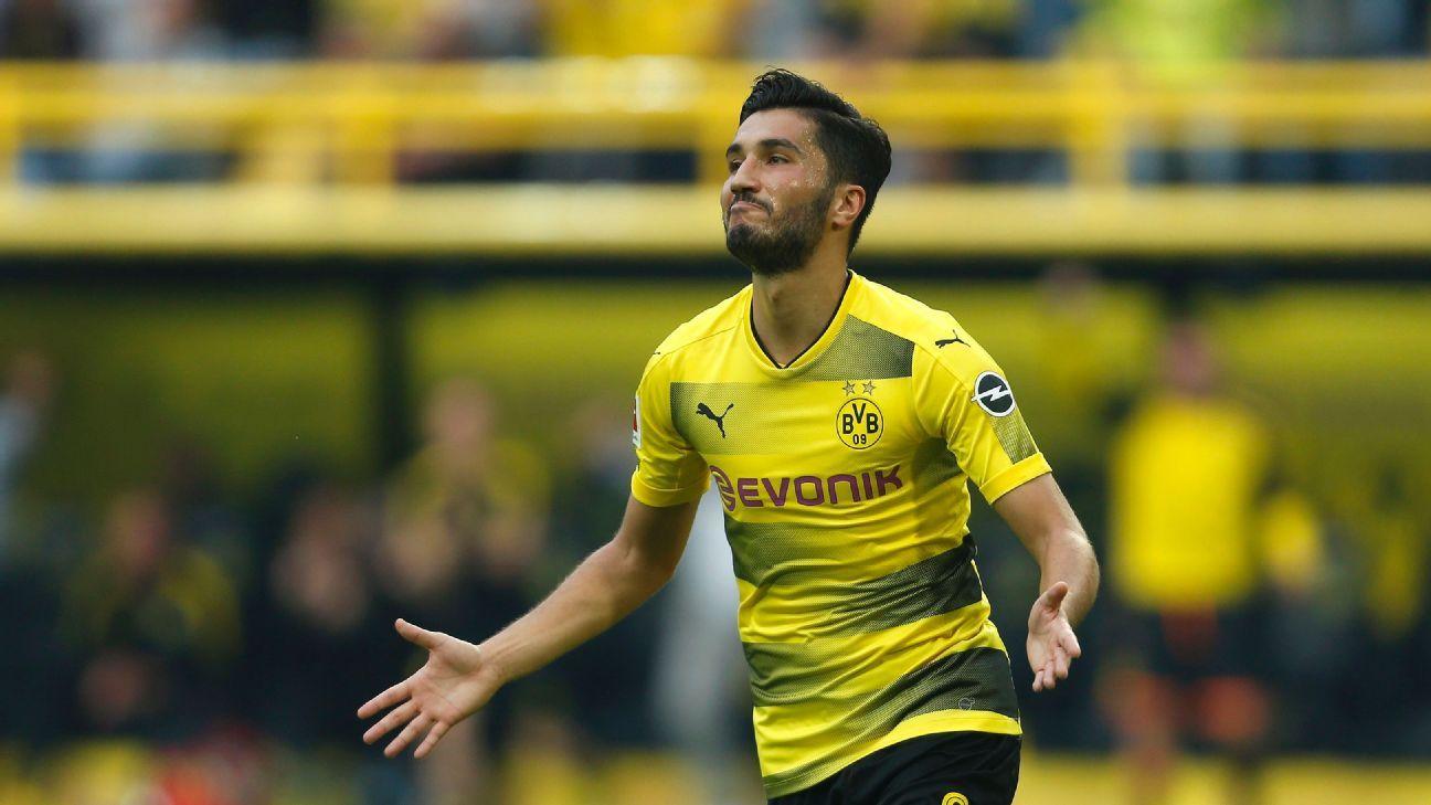 Nuri Sahin leaves Borussia Dortmund to join Werder Bremen