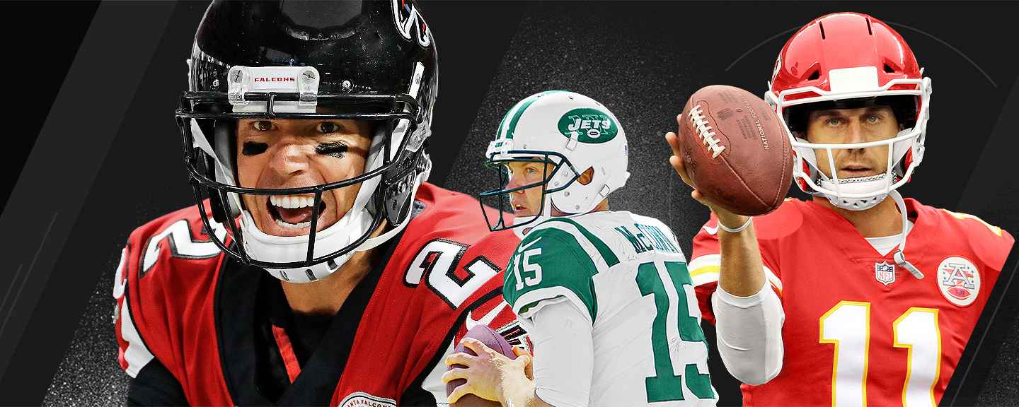 Falcons, Chiefs and Jets
