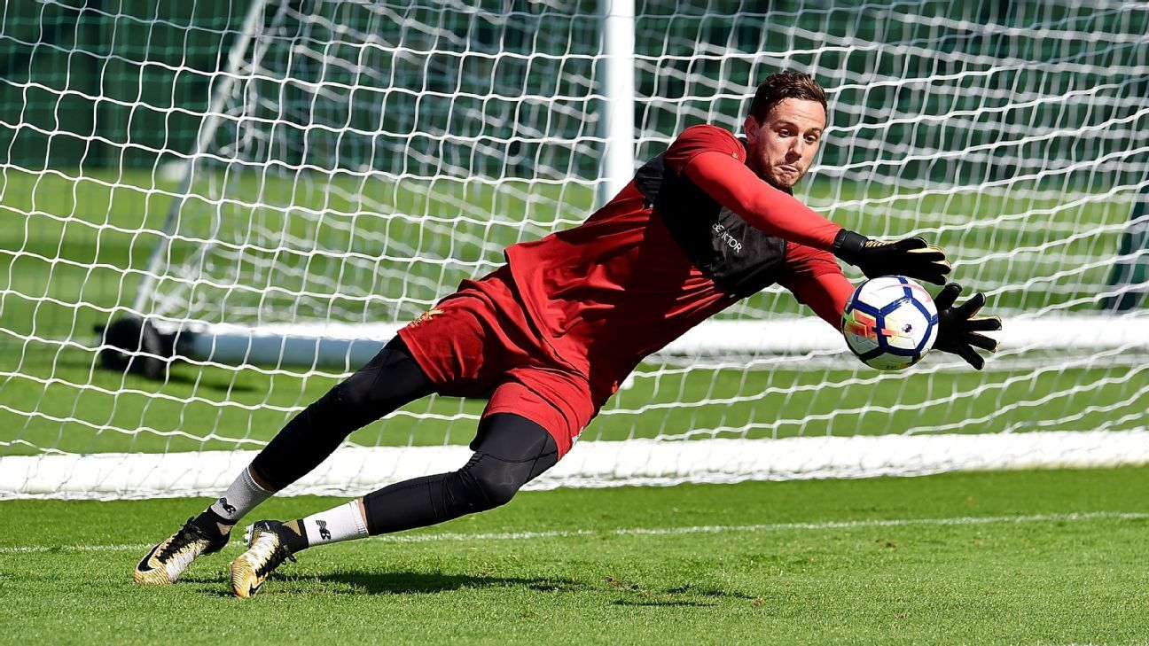 Leicester City in talks with Liverpool goalkeeper Danny Ward - source