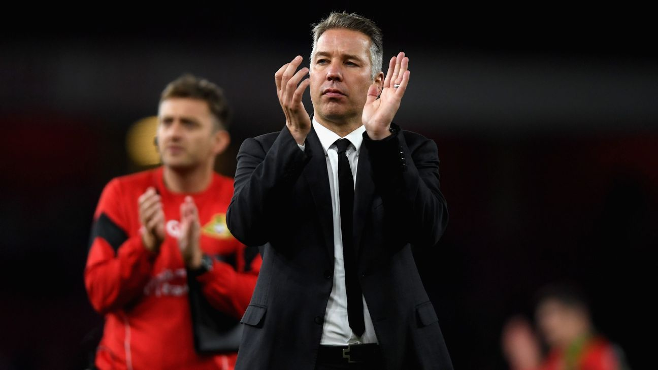 Darren Ferguson steps down as Doncaster Rovers manager