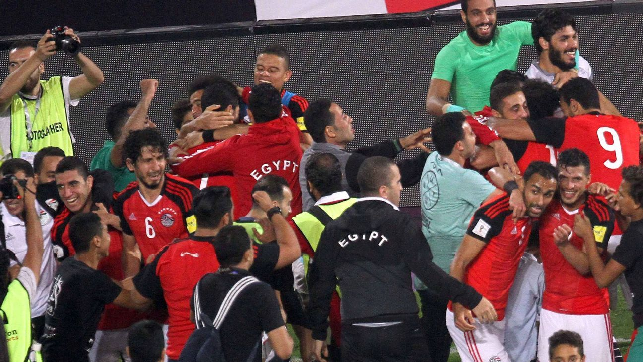 Egypt and Tunisia book Africa Cup of Nations tickets