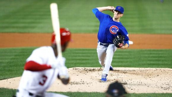 Kyle Hendricks -- Chicago Cubs