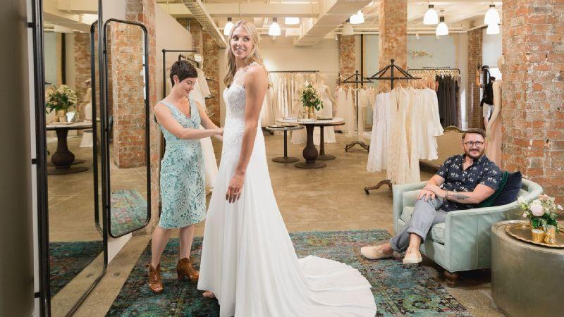 Inside Elena Delle Donne And Amanda Cliftons Dream Wedding