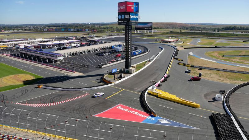 Race Fans Can Drive The ROVAL On July - Charlotte motor speedway events car show