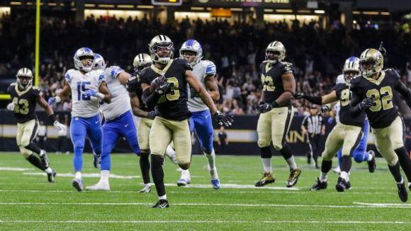 Marshon Lattimore, New Orleans Saints, 2017