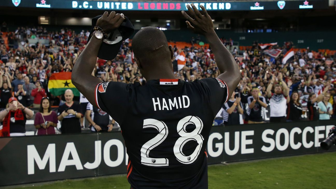 Bill Hamid signs for Midtjylland in Denmark after D.C. United farewell