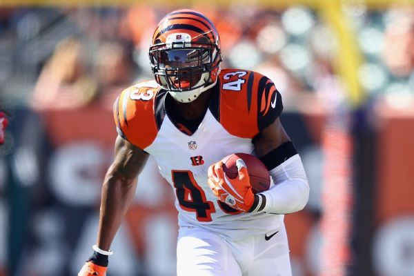 Bengals to release veteran safety George Iloka