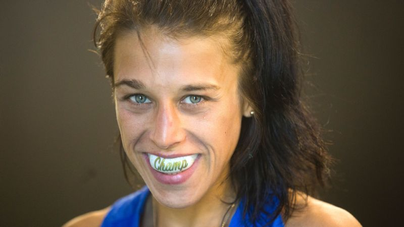 Joanna Jedrzejczyk Will Defend Her Strawweight Belt For The Sixth Time Against Rose Namajunas At Ufc