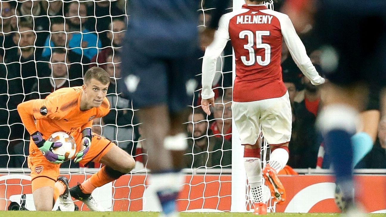Arsenal send goalkeeper Matt Macey on loan to Plymouth Argyle