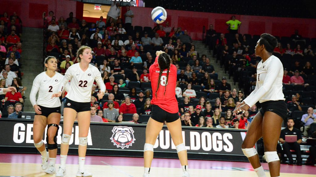 Georgia secures season sweep of Bama