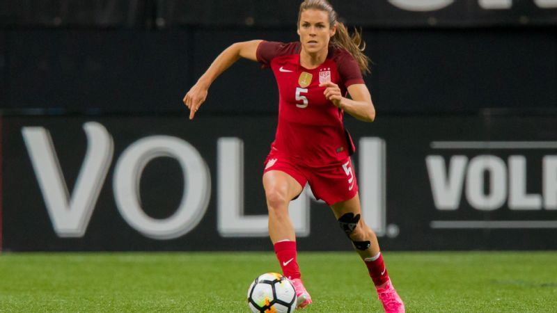 U S  women's national team's return to Vancouver for
