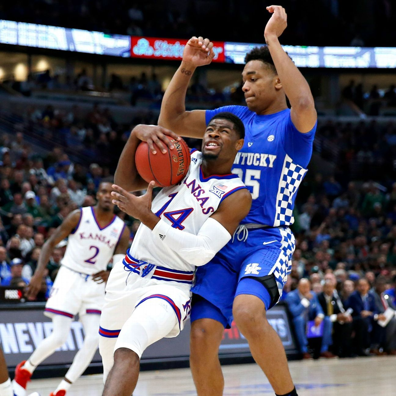 Duke Blue Devils, Kansas Jayhawks, Kentucky Wildcats, Michigan State Spartans Give College Basketball A Night The Game Needed