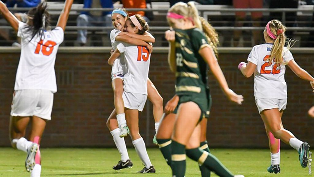 Florida downs USF 1-0