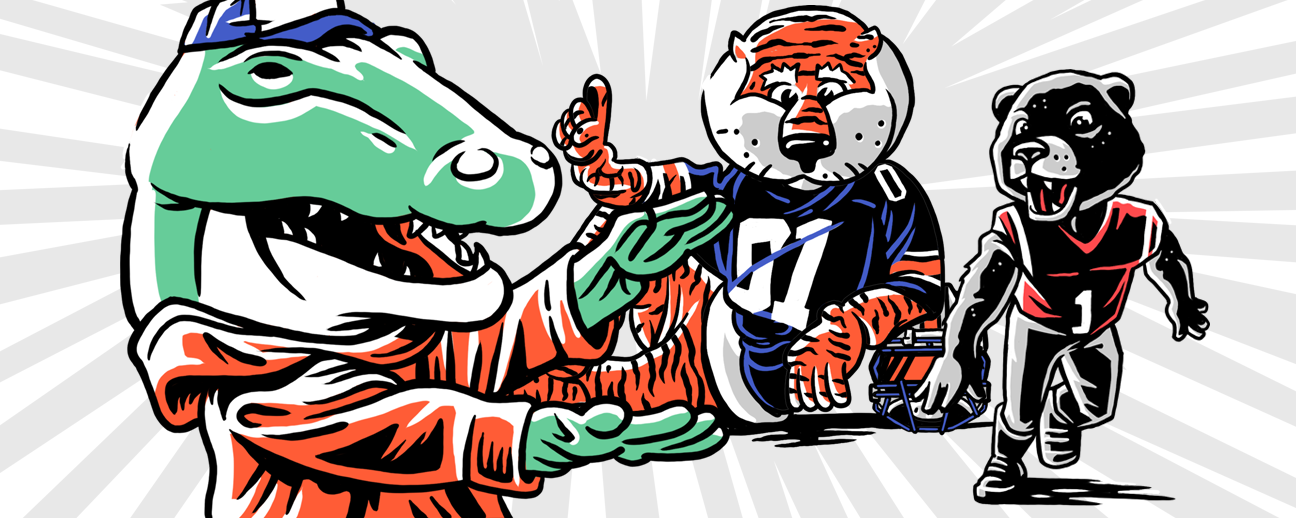 College Football Rivalry Week