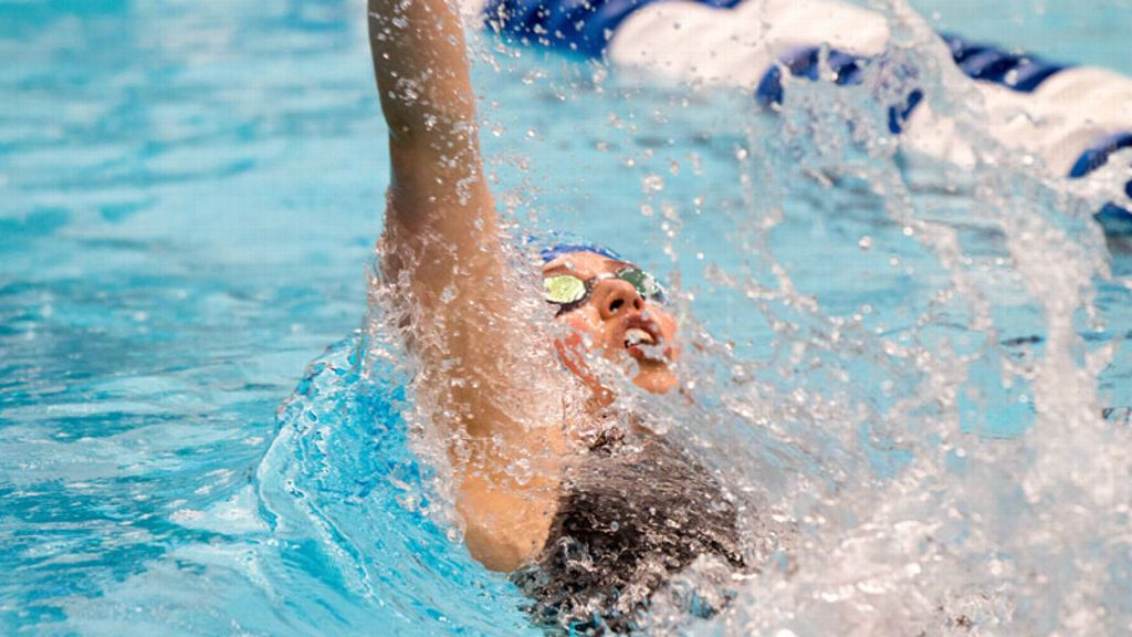 Swimming & Diving: Athletes of the Week