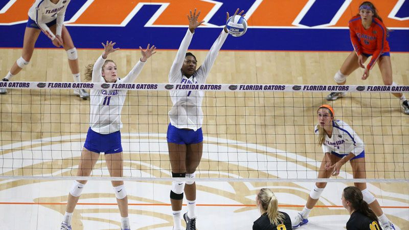 2017 Sec Volleyball Awards Announced