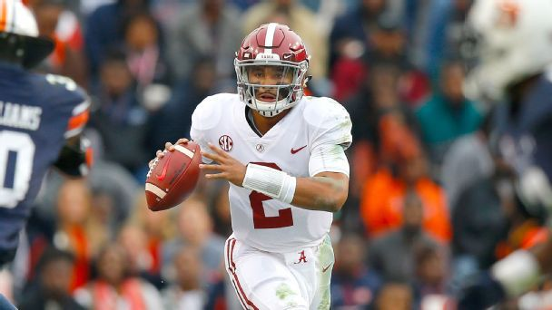 Where could Jalen Hurts play next year?