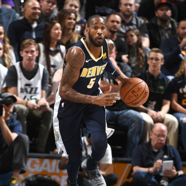 Nuggets' Will Barton strains core, right hip; no timetable for return