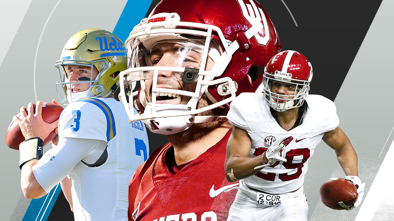 From Baker Mayfield at No. 1 to Shaquem Griffin in Round 5, catch up on every pick here.