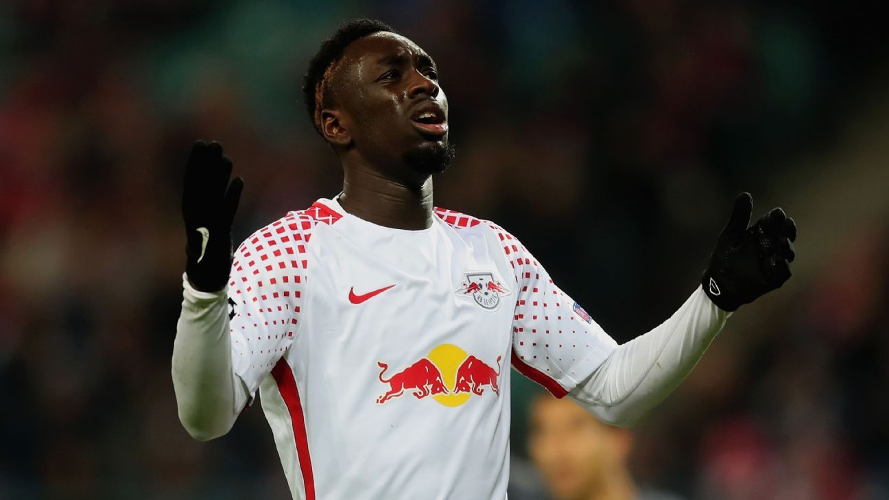 Jean-Kevin Augustin faces punishment for refusing France under-21 call-up