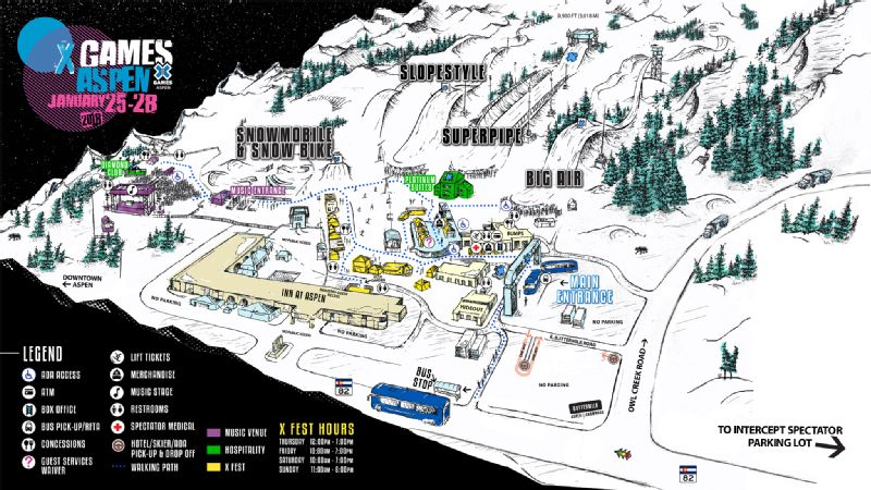 Winter X Games 2020.X Games Aspen 2018 Frequently Asked Questions Faq