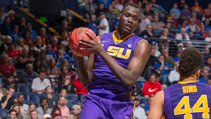 Week 5: Men's Basketball Players of the Week