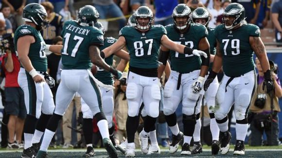 Philadelphia Eagles, 2017, NFL playoff race