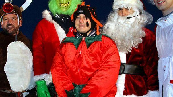 Yankees Christmas Stocking