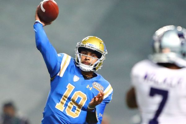 UCLA quarterback Devon Modster announces he's transferring