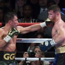 Canelo temporarily suspended over two tests