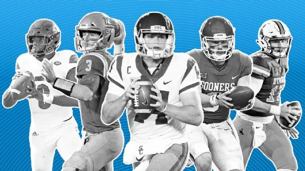 Best, worst college games of 2018 Round 1 QBs, plus tips for NFL teams