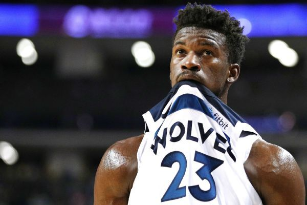 Sources: Jimmy Butler to miss Wolves' media day, start of camp