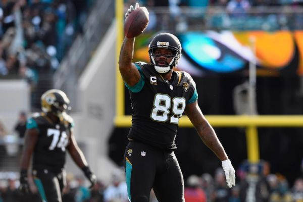 Marcedes Lewis says he's joining Packers