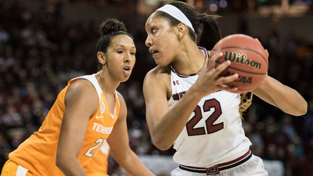 SEC lands seven on Wooden Women's Midseason Top 25 list