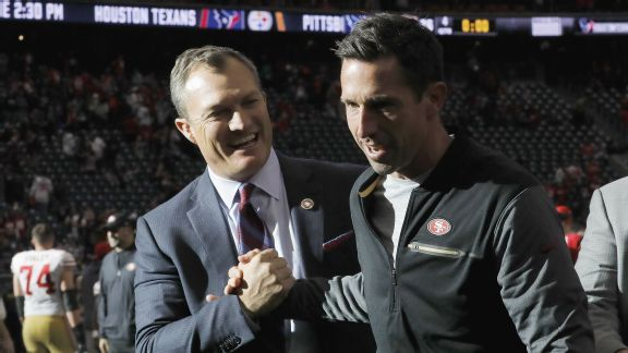 Why having coaches and front office on same page is so important for 49ers